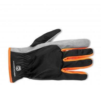 ProM CARPOS Rękawiczki szaro/pomarańczowe