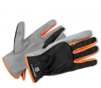 ProM CARPOS Gloves gray / orange