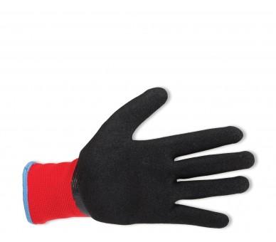 Rękawiczki ProM MANOS czarno/czerwone