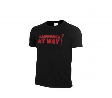 ProM HARDWORKER T-Shirt schwarz