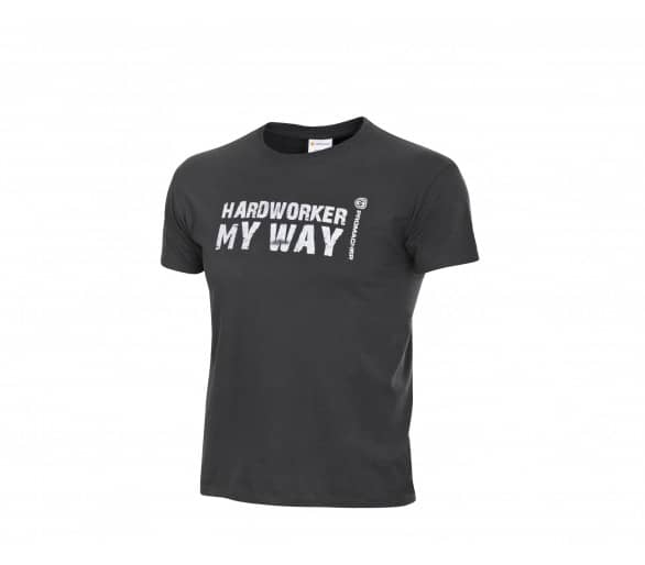 ProM HARDWORKER T-Shirt gray