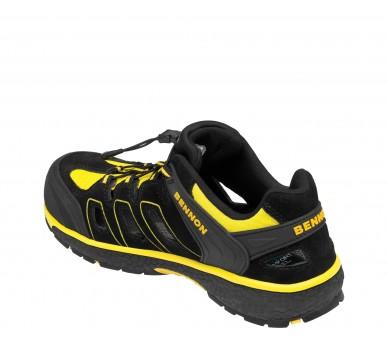 BNN BOMBIS S1 ESD NM Желтые сандалии