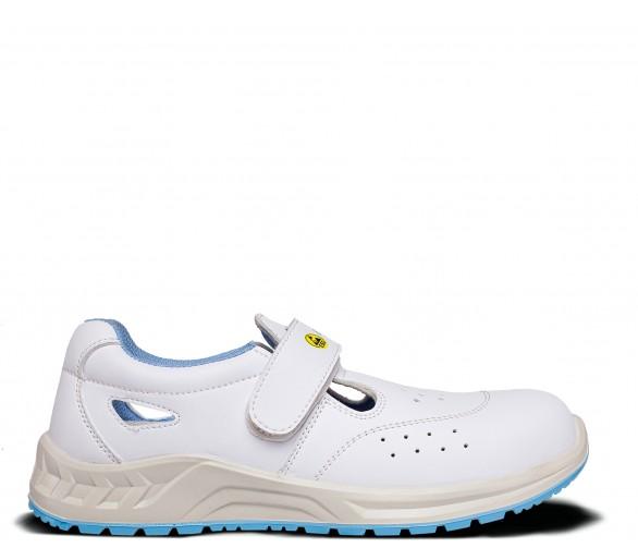 BNN WHITE S1 ESD Sandal