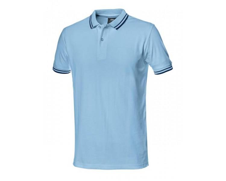 Pracovní košile SALSA s límečkem královská modrá
