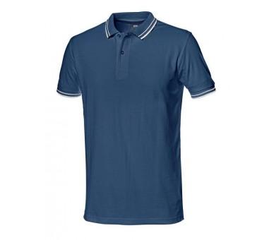 Camicia da lavoro SALSA con colletto blu