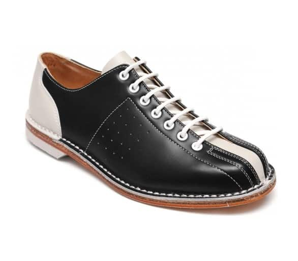 BOWLING chaussures noir