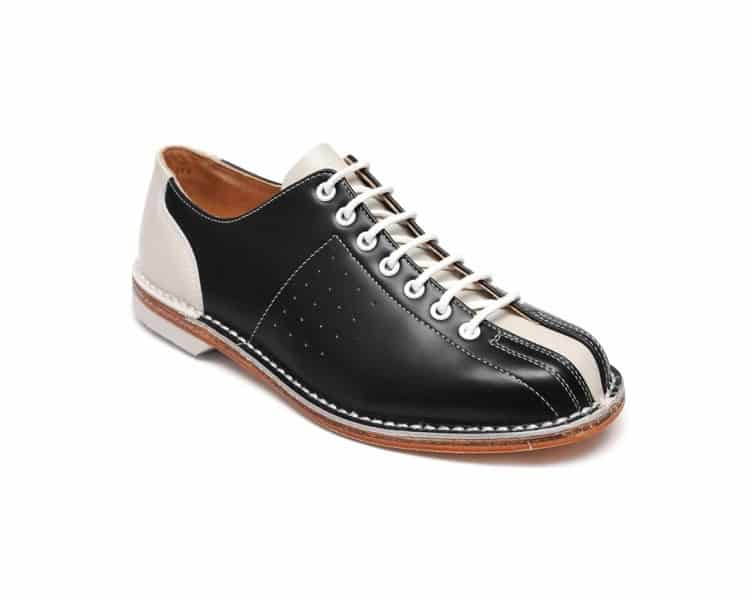 BOWLING obuv čierna