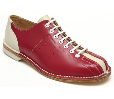 BOWLING chaussures rouges