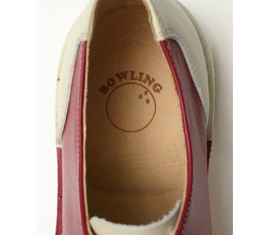 BOWLING červené boty