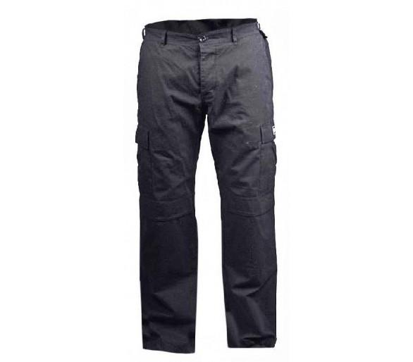 Magnum ATERO Černé kalhoty - profesionální vojenské a policejní oblečení