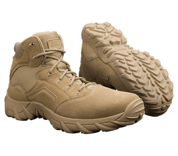 MAGNUM Cobra 6.0 Desert professional military and police boots