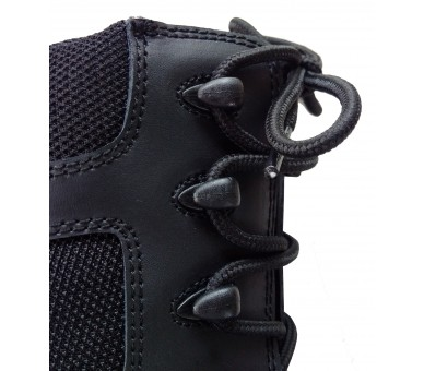 ZEMAN ALFA BLACK 8.0 professional military and police boots