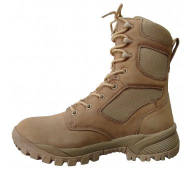 ZEMAN ALFA DESERT 8.0 profesionální vojenská a policejní obuv
