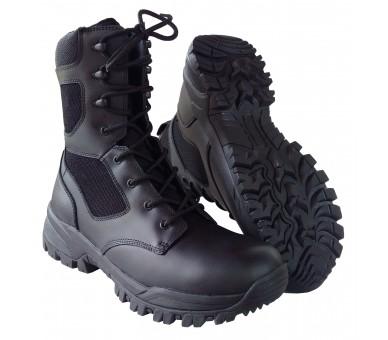 ZEMAN ALFA BLACK 8.0 profesionálne vojenské a policajné topánky