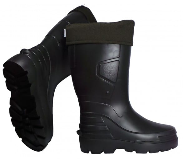 Camminare ANGLER Black -30°C work and safety EVA rubber boots