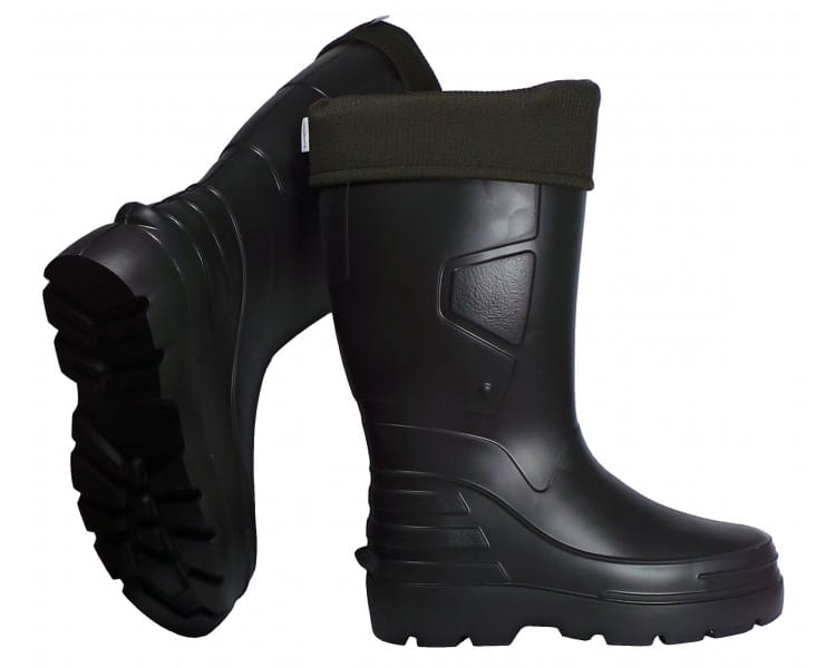Camminare ANGLER black working and safety EVA rubber to -30 ° C