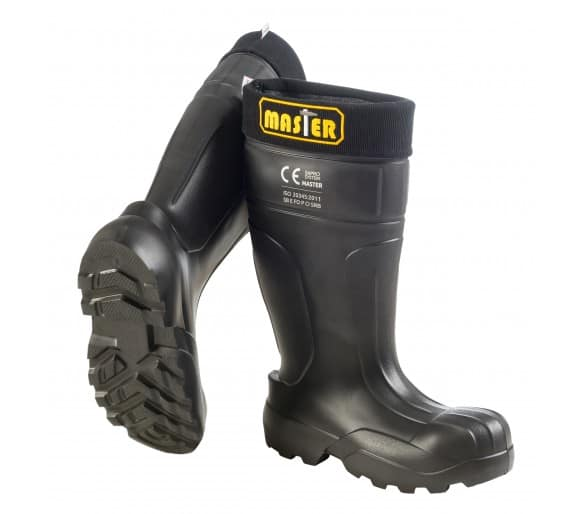 Camminare MASTER Black -35°C work and safety EVA rubber boots