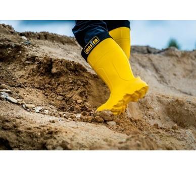 Camminare MASTER الأصفر العمل والسلامة EVA المطاط إلى -35 درجة مئوية