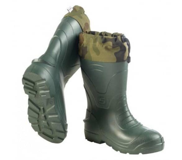 Camminare VOYAGER Camo -30°C work and safety EVA rubber boots