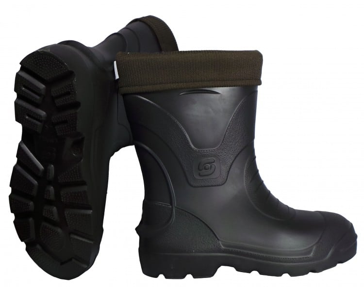Camminare VOYAGER Black working and safety EVA rubber to -30 ° C