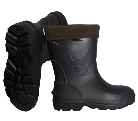 Camminare VOYAGER Черная рабочая и безопасная резина EVA до -30 ° C