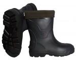 Camminare VOYAGER أسود من العمل والسلامة EVA المطاط إلى -30 درجة مئوية