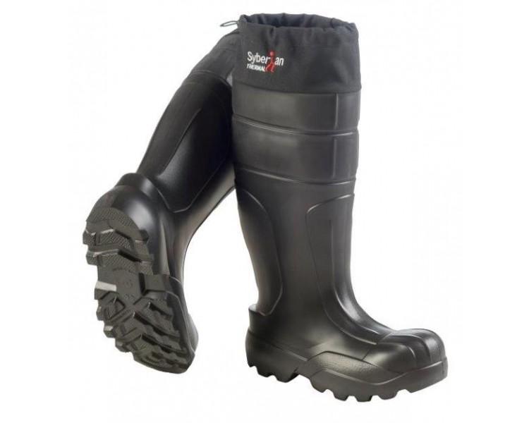 Camminare SYBERIAN Thermal Plus bezpieczeństwo pracy i buty EVA do -70 ° C