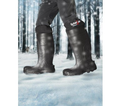Camminare SYBERIAN Thermal Plus working and safety EVA boots up to -70 ° C