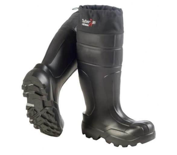 SYBERIAN Thermal -50°C work and safety EVA rubber boots