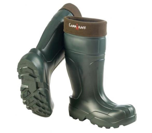 SYBERIAN Long Green -35°C work and safety EVA rubber boots