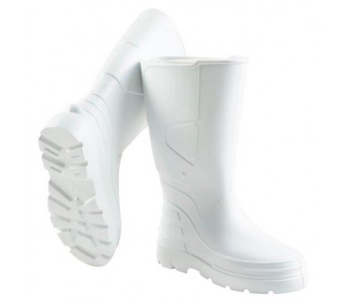 Camminare ANGLER biała guma EVA do pracy i bezpieczeństwa do -30 ° C