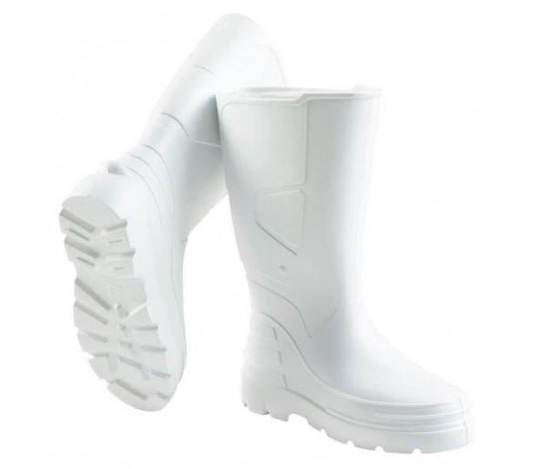 Camminare ANGLER أبيض العمل والسلامة EVA المطاط إلى -30 درجة مئوية