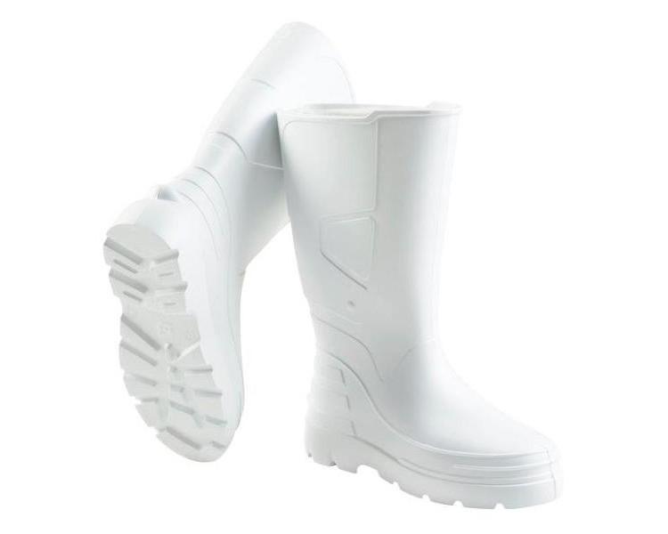 Camminare ANGLER белая рабочая и безопасная резина EVA до -30 ° C