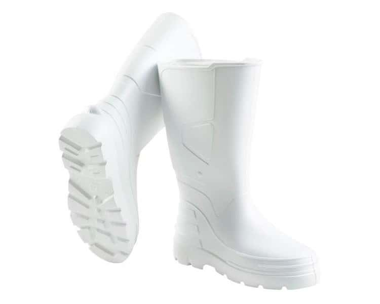 Camminare ANGLER white working and safety EVA rubber to -30 ° C