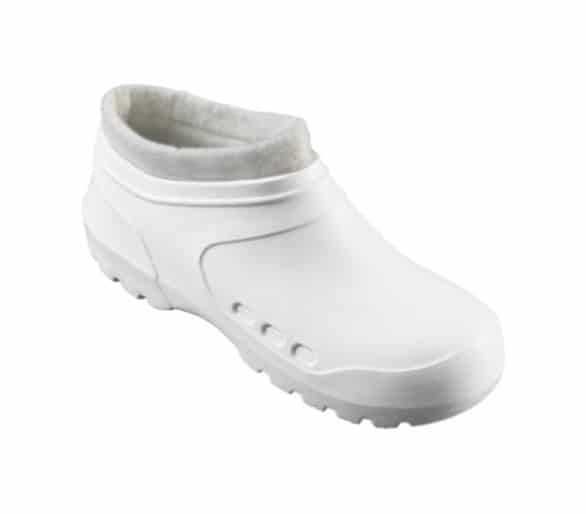 Camminare GALOSH Clog Thermal White work and safety EVA rubber clog