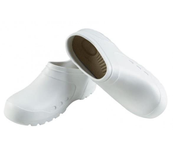 Camminare GALOSH Clog White work and safety EVA rubber clog