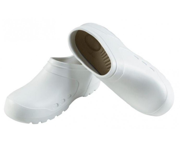 Pantofola Camminare GALOSH bianca