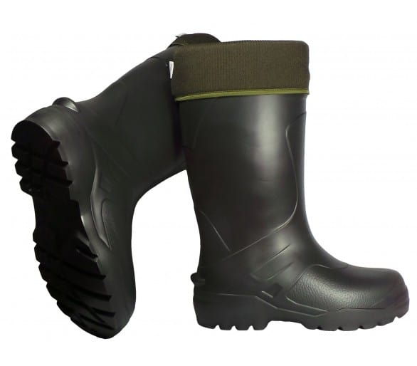 Camminare EXPLORER Black working and safety EVA rubber to -30 ° C