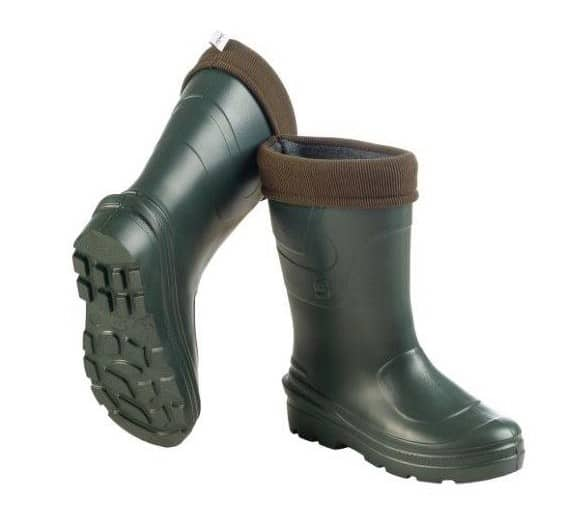 Camminare MONTANA Green women's working and safety EVA rubber to -30 ° C