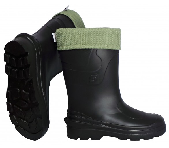 Camminare MONTANA Black Women's Work and Safety EVA Rubber Band up to -30°C