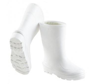 Camminare MONTANA Белая женская рабочая и безопасная резина EVA до -30 ° C
