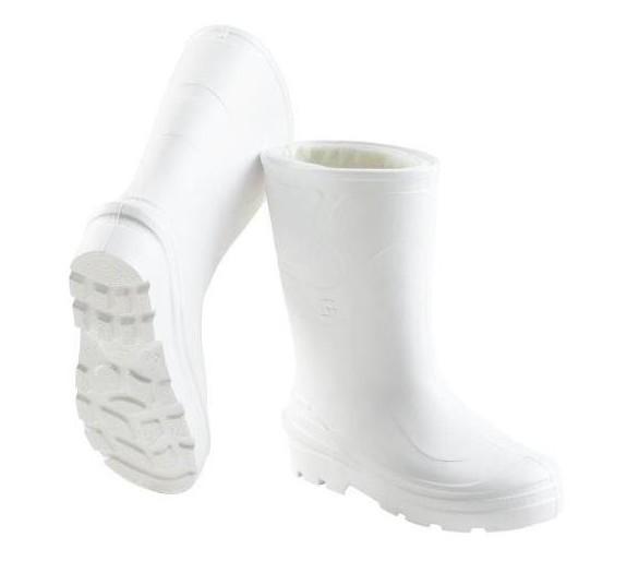 Camminare MONTANA Biała damska guma EVA do pracy i bezpieczeństwa do -30 ° C