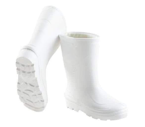 Camminare MONTANA White women's working and safety EVA rubber to -30 ° C