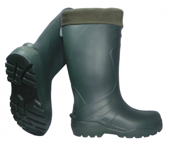 Camminare EXPLORER Zielone buty robocze i ochronne EVA do -30 ° C