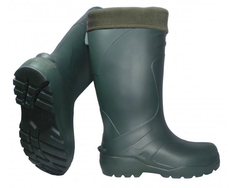 Camminare EXPLORER Green pracovné a bezpečnostné EVA gumák do -30 ° C