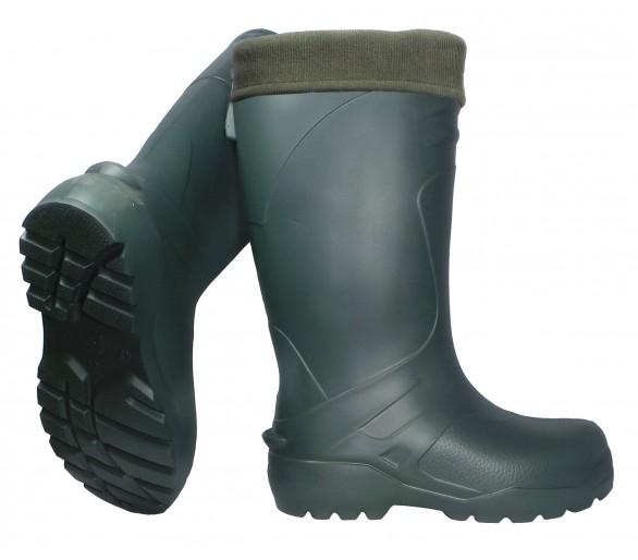 Camminare EXPLORER Green pracovní a bezpečnostní EVA gumák do -30°C