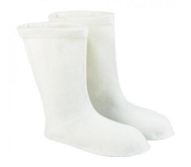 Camminare MONTANA Bianco da donna in gomma EVA e sicurezza fino a -30 ° C