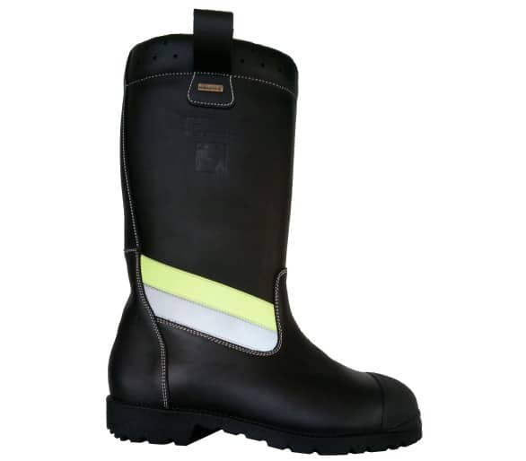 ZEMAN 01-D firefighting action boots