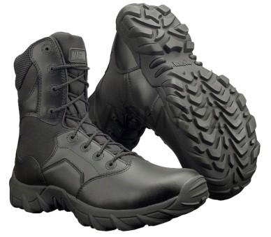 MAGNUM Cobra 8.0 Czarne profesjonalne buty wojskowe i policyjne