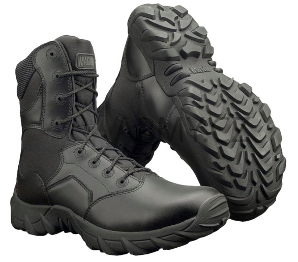 MAGNUM Cobra 8.0 Black профессиональные военные и полицейские сапоги